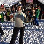 Apre Ski on the mountain