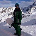 Hitting the slopes, amazing boarding