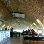 baroko restaurant interieur