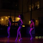 Dance Troupe in Beyonce Sequence