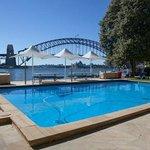 Harbourside pool