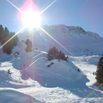 From Plagne Center to La Grand Rochette