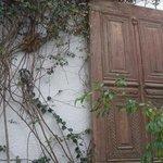 Арабская дверь