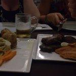 Dinner at Toro
