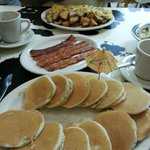 Silver Dollar Apple Pancakes