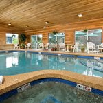 Renovated Indoor Pool