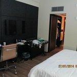 la chambre 425