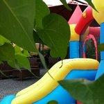 chateau gonfflabe pour les enfants