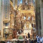 A missa do Peregrino aos domingos meio dia