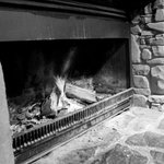 Large Open Stone Fire