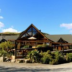 Largest Log Building in NZ