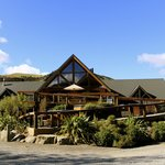 New Zealand's Largest Log Building