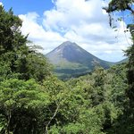 Arenal Volcano nearby