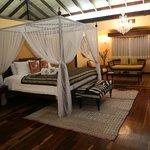 Bedroom at Nayara Srping Suite