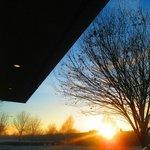 Sunrise at Vectors