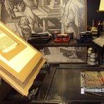 Tipos das prensas e modelo de impressão
