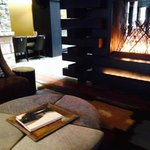 Sebastian Vail - Lobby Fireplace