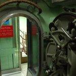 Nautilus tour for the limber people