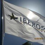 Offical Flag of Iberostar Hotel