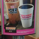 Dunkin Donuts in Glastonbury Connecticut