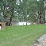 River bank & river view