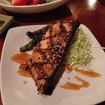 Miso-marinated butterfish