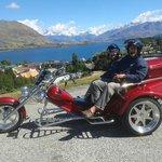Wanaka Trike Tours - What a great view of Wanaka