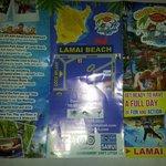 Coco splash brochure info