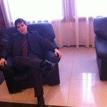 Кресла на рецепшене