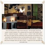 La Vigne Wine Bar Foto