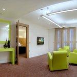 Salón Habitación Junior Suite