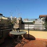 Babuino 172 - Top Terrace
