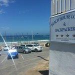 Backpackers Beach House Lodge Foto