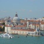 Венеция с колокольни.