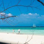Another peaceful corner on Bamboo island