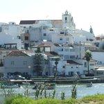 Ferragudo character village