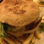 energy burger