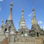 gerenoveerde pagode