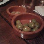 leckere Oliven