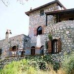 The Vılla facade