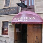 The Ball and Chain Grill