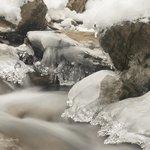 Ice Fairies at Cunningham Falls