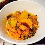 Vegetable paneer , yummy