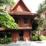 Maison en teck de Jim Thomson - Bangkok
