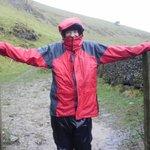 A wet but happy Rowan!