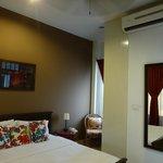 Ma chambre au 1ier étage