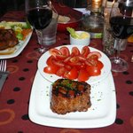 Beef Filet - outstanding - delicious !