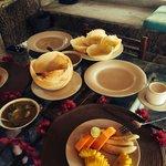 Special breakfast!