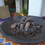 Lovely firepit