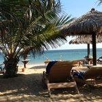 spiaggia resort le meridien